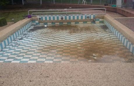 שיפוץ וחידוש בריכות שחייה